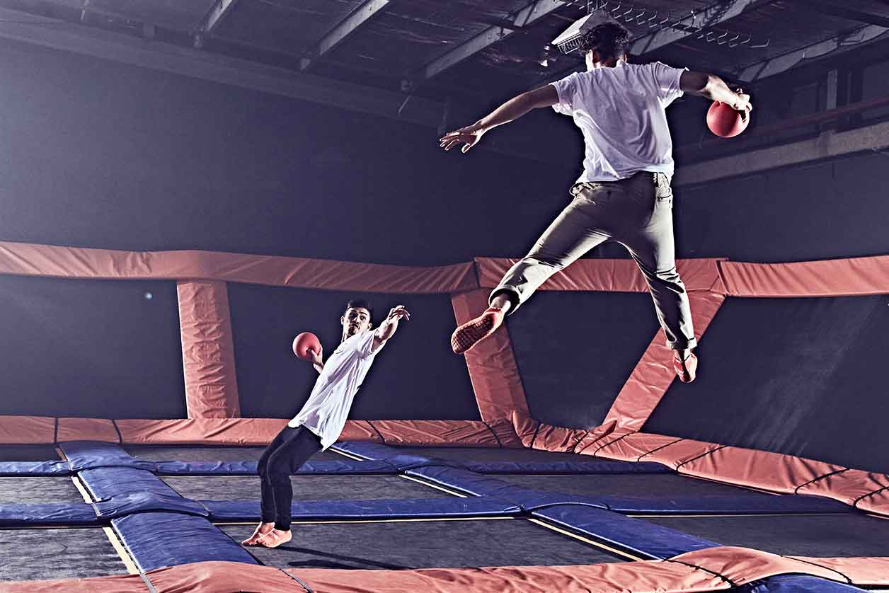Sky Zone Competition